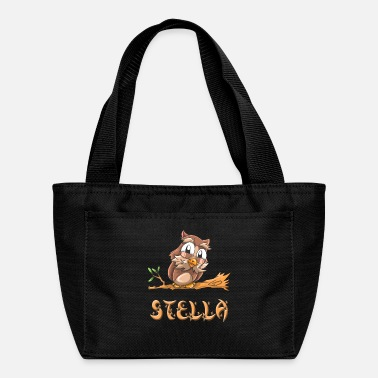 Stella Birth Stella Owl - Lunch Bag