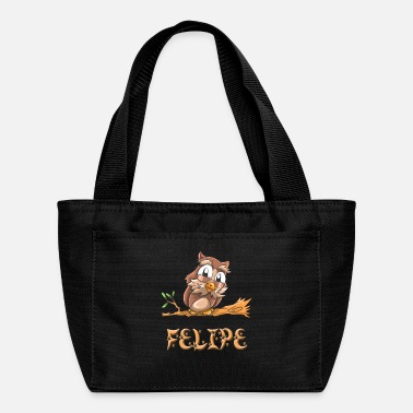 Felipe Felipe Owl - Lunch Bag