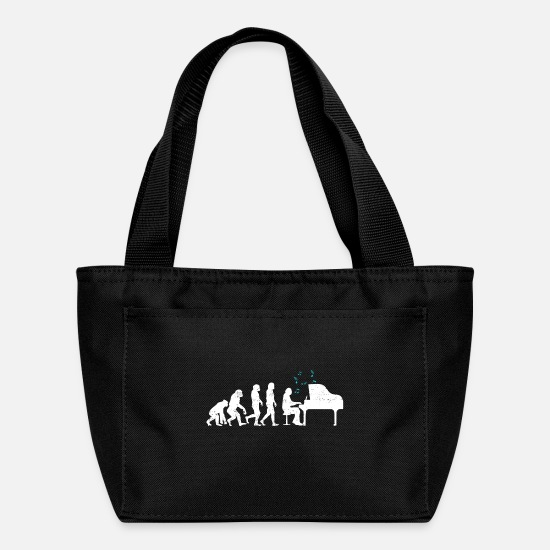Classical Bags & Backpacks - Concert Pianist Evolution - Lunch Bag black