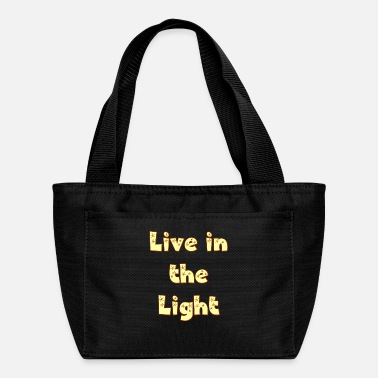 Cool Christian Live in The Light. Be a Cool Christian. - Lunch Box