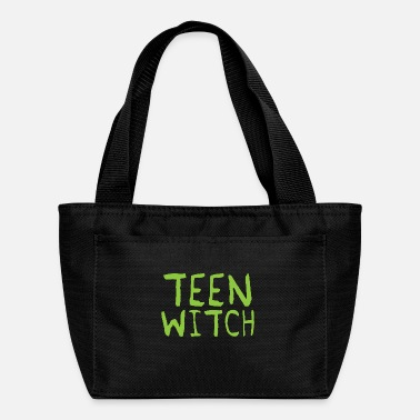 Teens teen witch - Lunch Bag