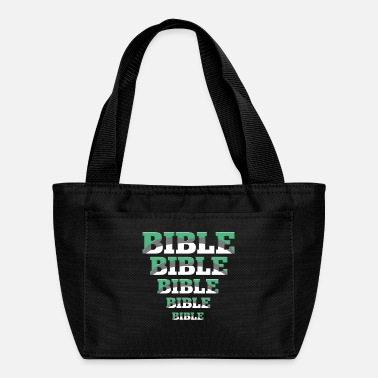 Bible Bible - Lunch Box
