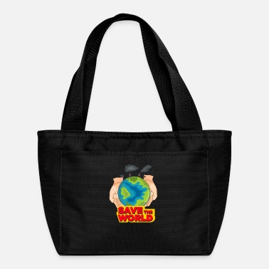 Planetcontest Save The World - Lunch Bag