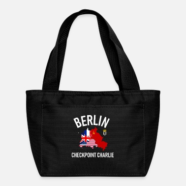 Gdr Berlin - Checkpoint Charlie - GDR - Germany - Lunch Bag