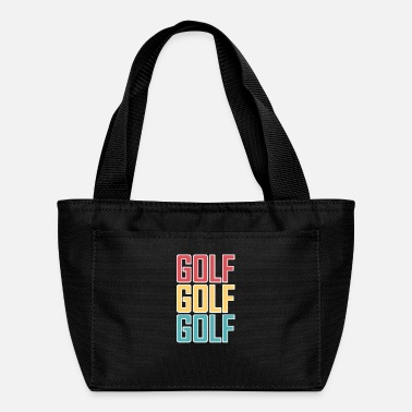 Golf golf golf golf - Lunch Bag