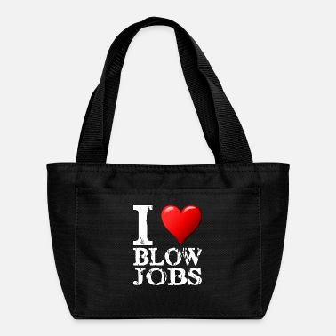 Spring Break I Love Blowjobs Design weiss - Lunch Box