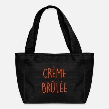 Cuisine CREME BRULEE - Lunch Box