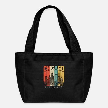 Chicago Illinois - Lunch Box
