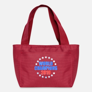 Championship World Champions 2019 Football Shirt For - Lunch Bag