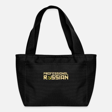 Fps Russia Prodessional Russian - Lunch Bag