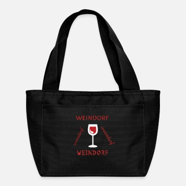 Wine Festival Weindorf wine festival - Lunch Bag