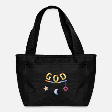 God God god - Lunch Bag