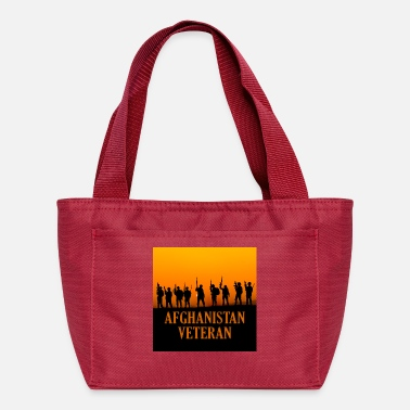 Afghanistan War Veteran Afghanistan War veteran - Lunch Bag