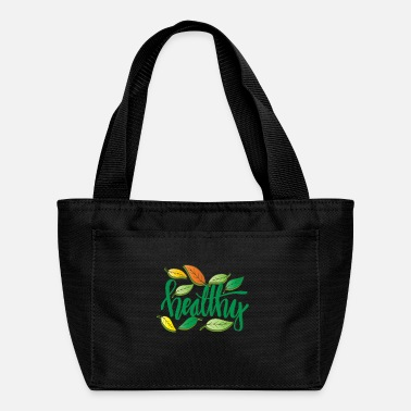 Healthy Healthy - Lunch Bag