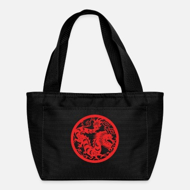 Chinese New Years - Zodiac - Year of the Dragon - Lunch Bag