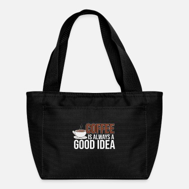 Idea coffee is always a good idea - Lunch Box