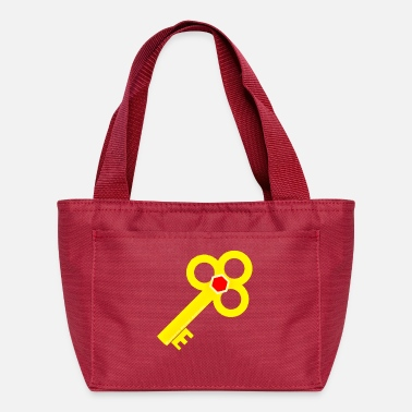 Ramseys Retro Apparel Ramseys Secret Key - Lunch Bag