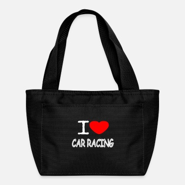 Streaker I LOVE CAR RACING - Lunch Box