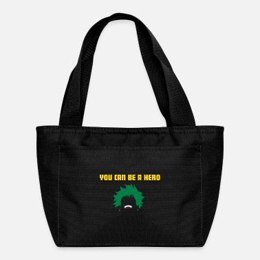 Hero You can be a hero - Lunch Bag
