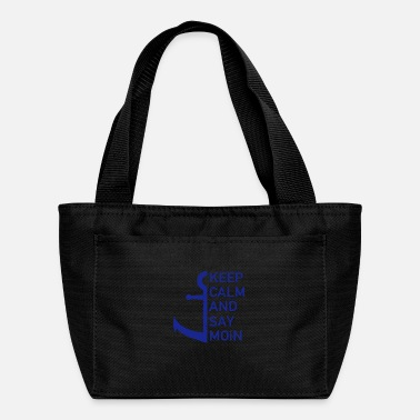 Dialect Moin north dialect anchor gift - Lunch Bag