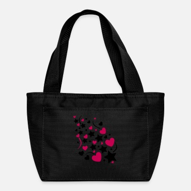 Sterren Hearts and Stars - Lunch Bag