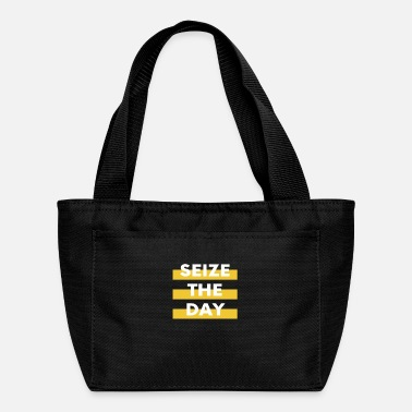 Seize the day - Lunch Bag