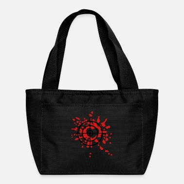 Crosshair crosshairs - Lunch Bag