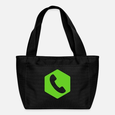 Call Tracking Pro Symbol Only - Lunch Bag