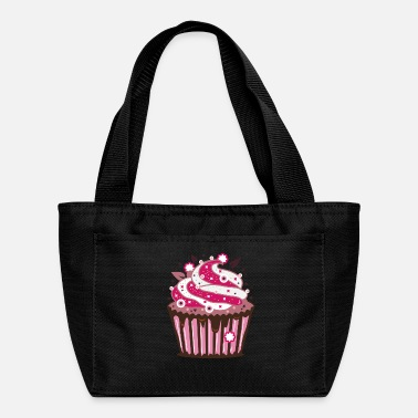 Frost A cupcake with frosting - Lunch Bag