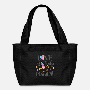 Faery Magical Power Love is truly magical - Lunch Bag