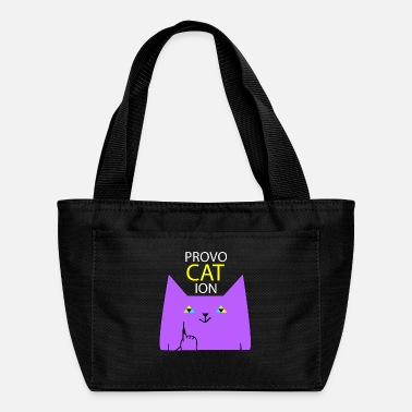 Provocation Provocation cat - Lunch Box