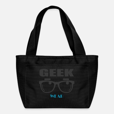 Wear Geek Wear - Lunch Bag