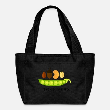 Peas - Lunch Bag