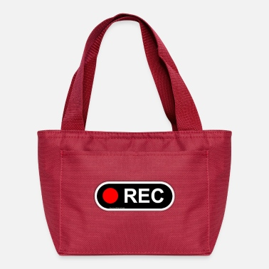 "Ramseys Retro Apparel ""Ramseys VHS"" - Lunch Bag"