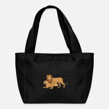 lions - Lunch Bag