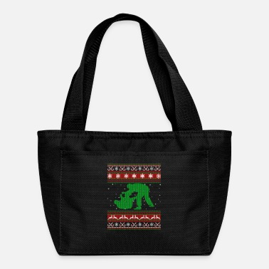 Christmas Jiu Jitsu Tee Shirts - Jiu Jitsu Christmas Shirt - Lunch Box
