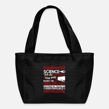 Computer Science Computer Science Shirt - Lunch Box
