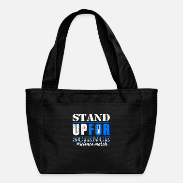 Stand Up For Science Tshirt - Lunch Box