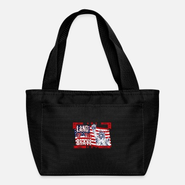 Land Of The Brave Products - Lunch Bag