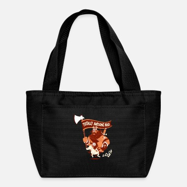 Loki viking unicorn - Lunch Bag