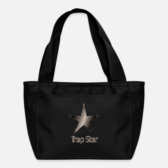 Trap Bags & Backpacks - Trap Star - Lunch Bag black