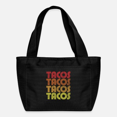 Foodie Taco Love - Lunch Bag