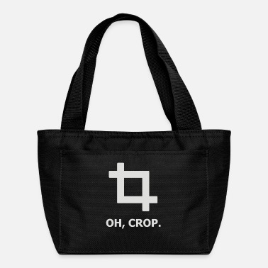 Crop Oh Crop - Lunch Bag
