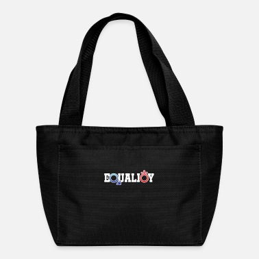 Equalizer Equality - Lunch Box