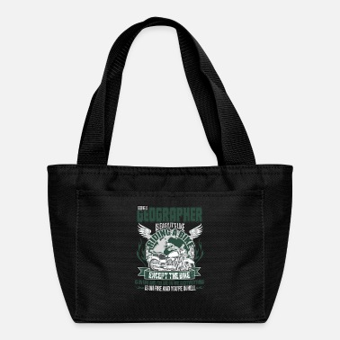Geographic Being A Geographer T Shirt - Lunch Box