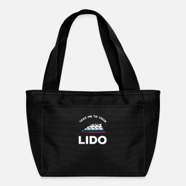 Funny Cruise Take me to your Lido Cruise - Lunch Bag