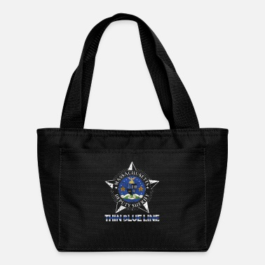 Sheriff Massachusetts Sheriff Deputy Gear Sheriff Deputy Gifts - Lunch Bag