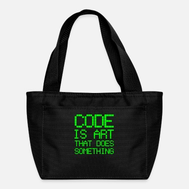 Code Coding Code Programming - Lunch Box