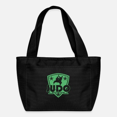 Judo Judo Judo Judo Judo - Lunch Bag