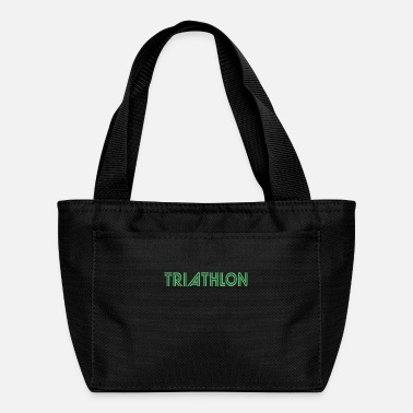Triathlon Triathlon Triathlon Triathlon Triathlon - Lunch Bag